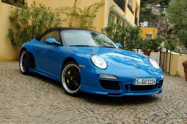 Hommage an Porsche 356: Auch beim neuen 911 Speedster ist der Name wieder Programm