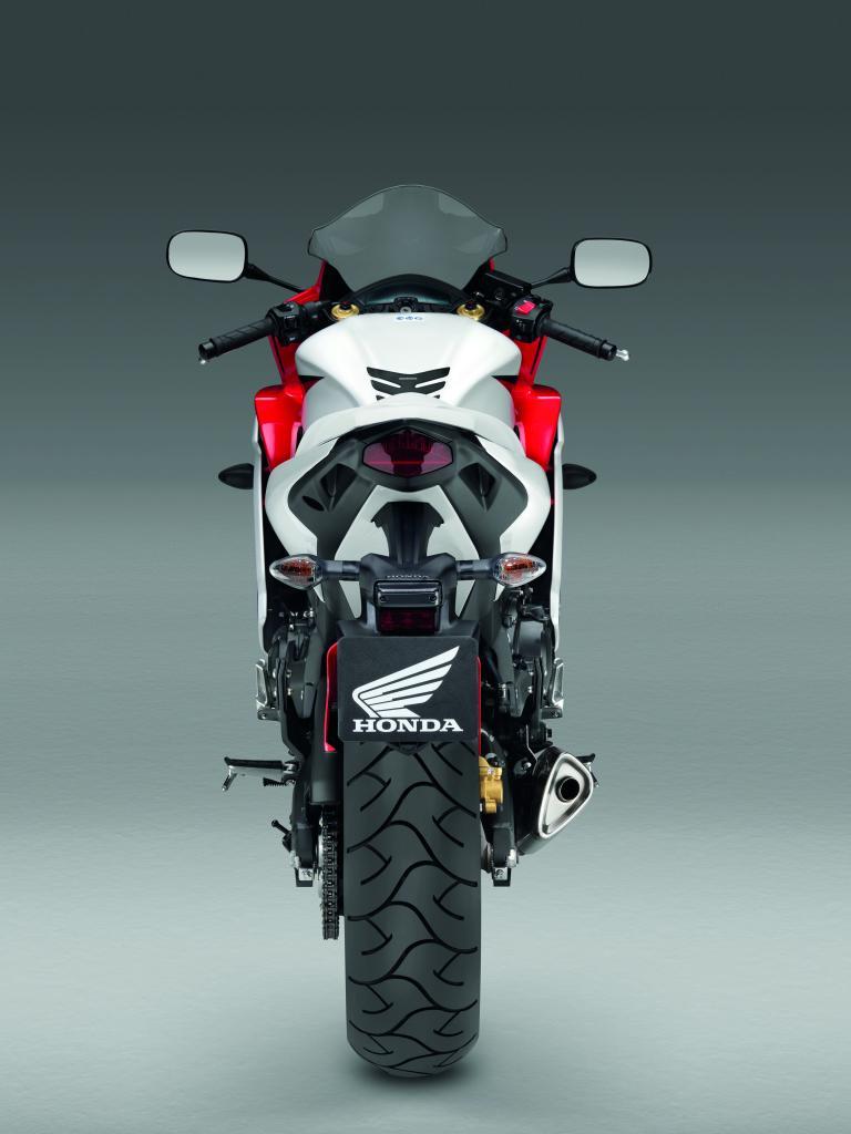 Honda CBR 600 F.