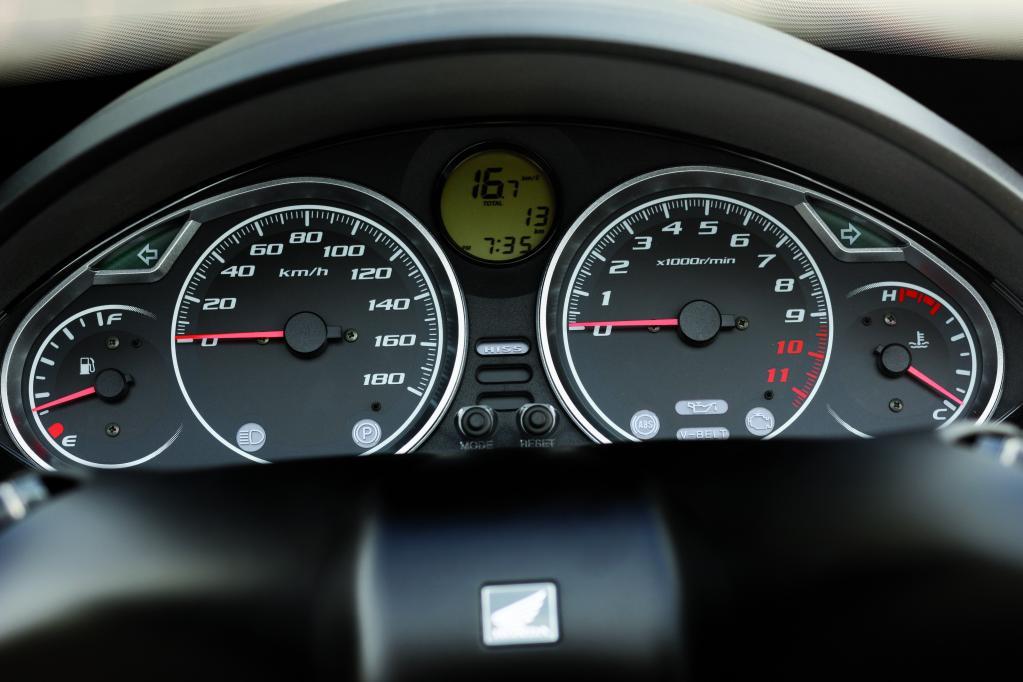 Honda SW-T 600.