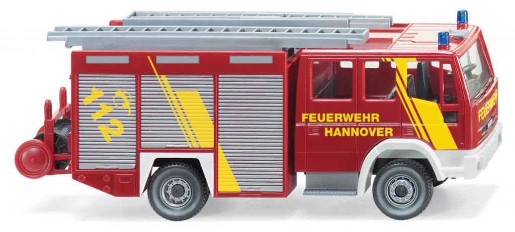 Iveco EuroFire LF 16/12 von Wiking.