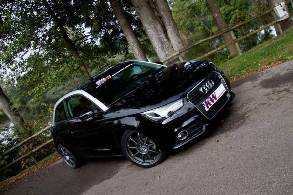 KW macht dem Audi A1 Beine