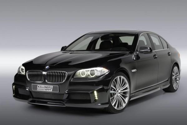 Kelleners Sport tunt den BMW 5er