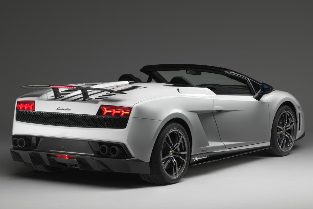 Lamborghini Gallardo LP 570-4 Spyder Performante: Hungern im Zeichen des Stieres