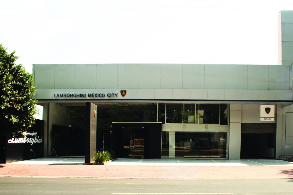 Lamborghini eröffnet zwei Händlerbetriebe in Mexiko