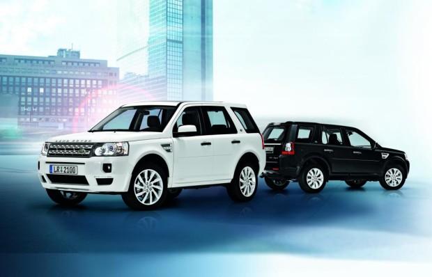 Land Rover Freelander als Sondermodell