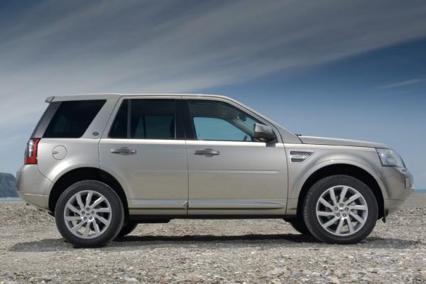 Land Rover Freelander überzeugt auch als Fronttriebler