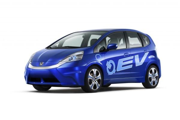 Los Angeles 2010: Honda zeigt Jazz-E-Version und Plug-in Hybrid