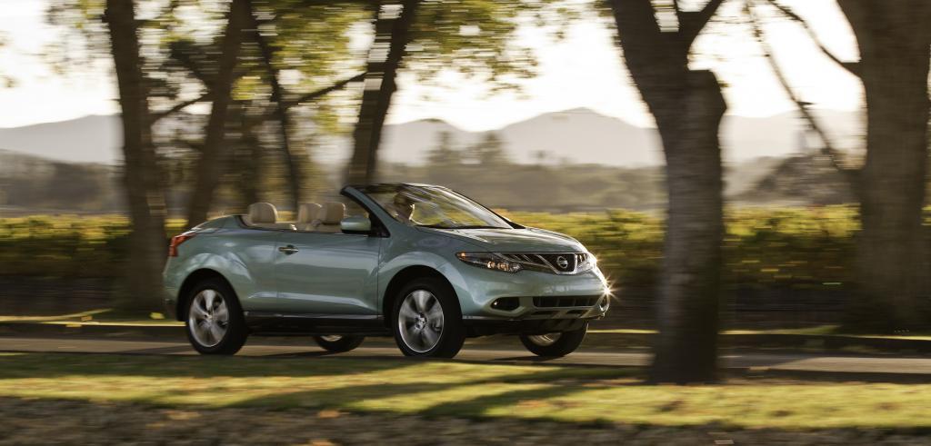 Los Angeles 2010: Nissan zeigt drei Weltpremieren