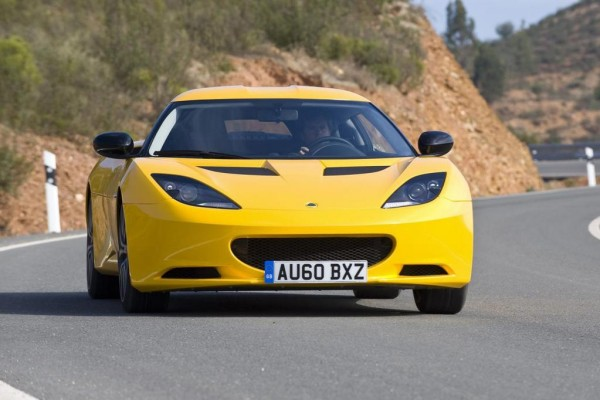 Lotus Evora S: Evoralution