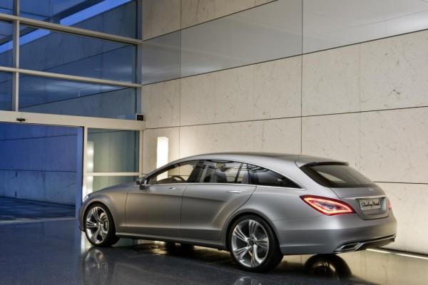 Mercedes-Benz CLS Shooting Brake wird in Sindelfingen gebaut