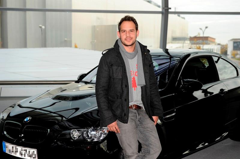 Moritz Bleibtreu fährt BMW M3