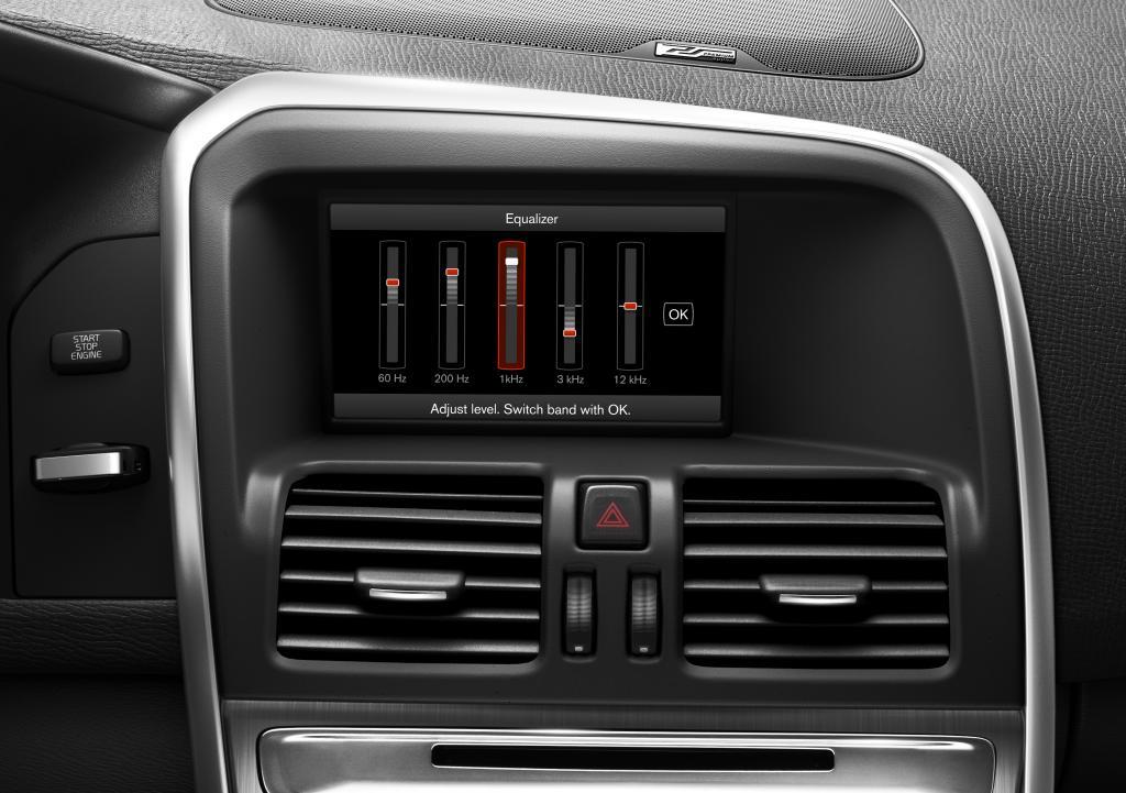 Neues Infotainment-System für den Volvo XC60