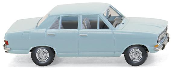 Opel Kadett B von Wiking.