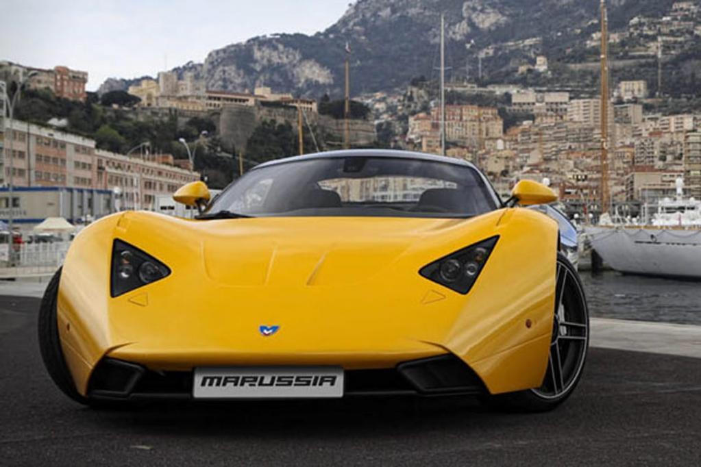 Optisch sind die Sportler eine Mischung aus Lamborghini und Ferrari.