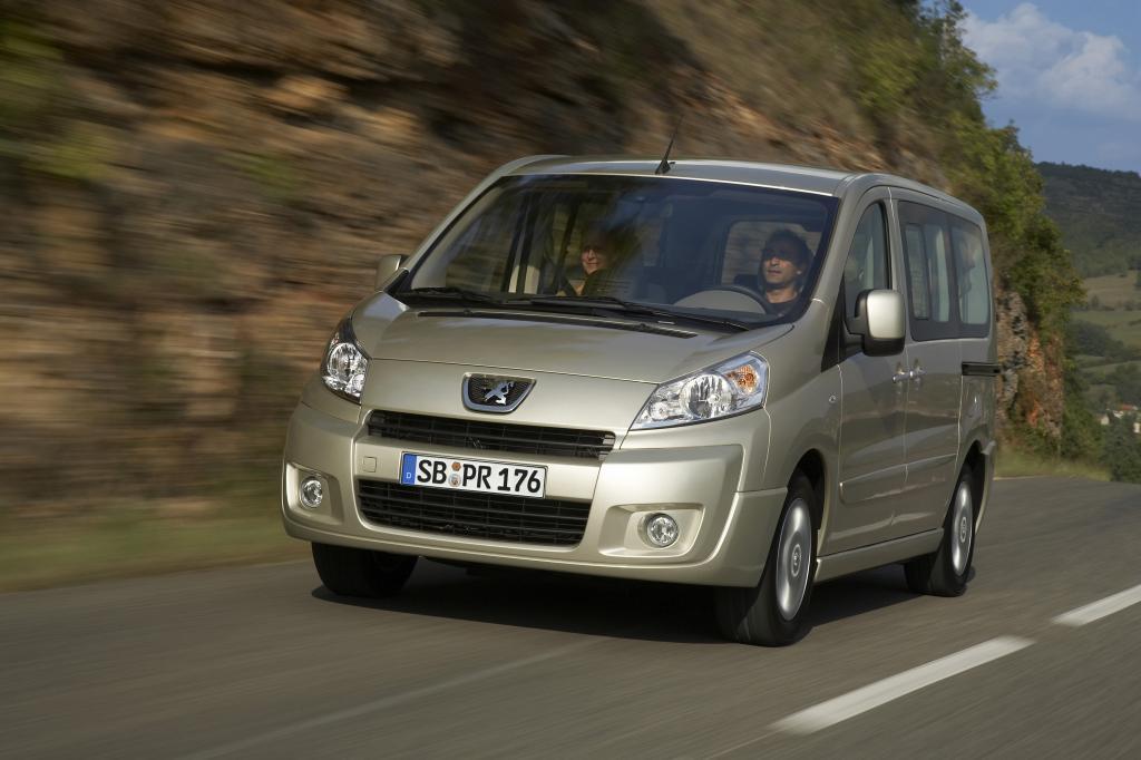 Peugeot bietet Sondermodell Expert Tepee
