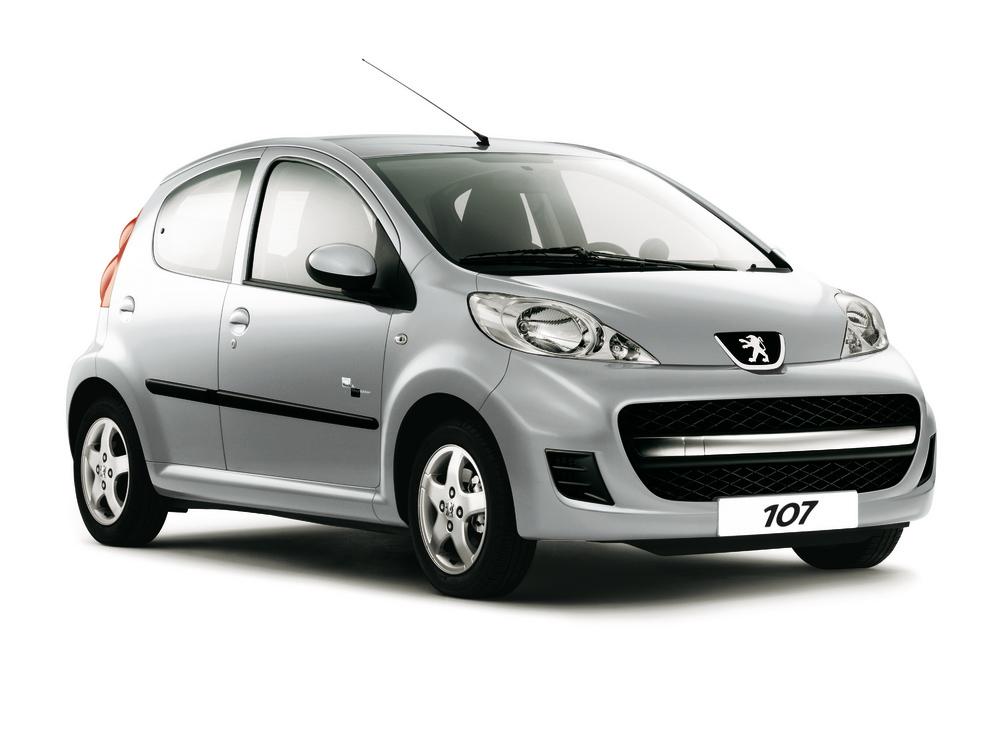 Peugeot erkämpft sich Platz 3 der Marken mit dem höchsten Frauenkundschafts-Anteil im Jahr 2010