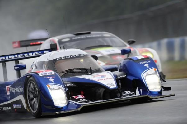 Peugeot gewinnt ILMC