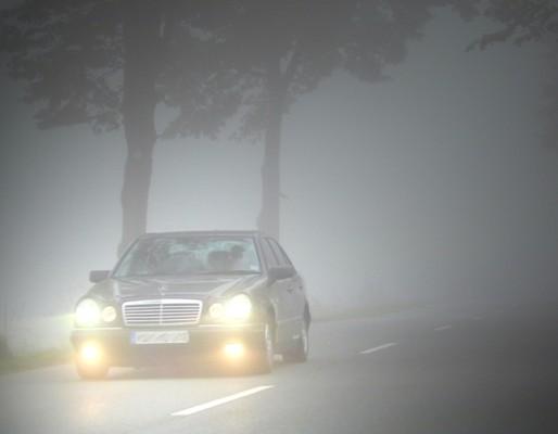 Ratgeber: Fahren im Nebel