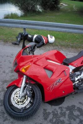 Recht: Mitschuld eines Fußgänger an Motorradunfall