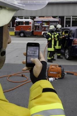 Rettungskarten beschleunigen die Bergung von Unfallopfern