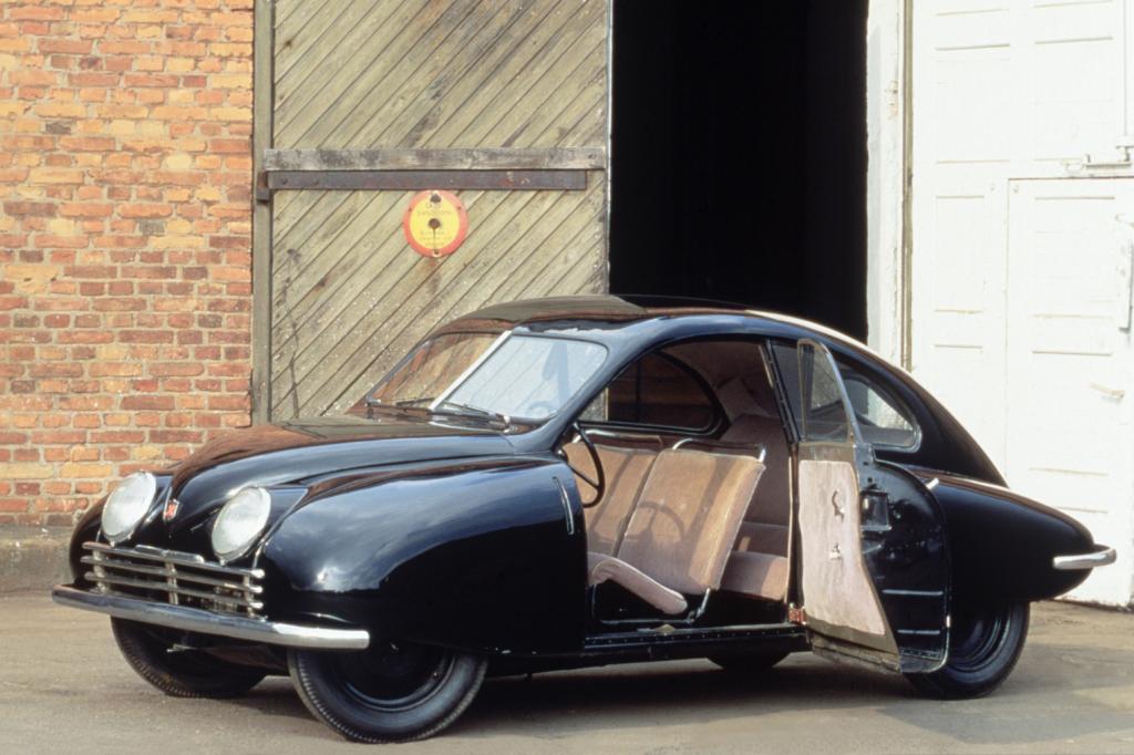 Saab 92, Prototyp Ursaab, 1947