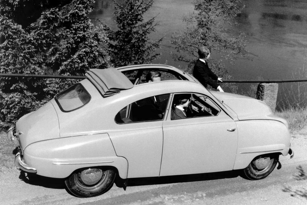Saab 92 von 1954