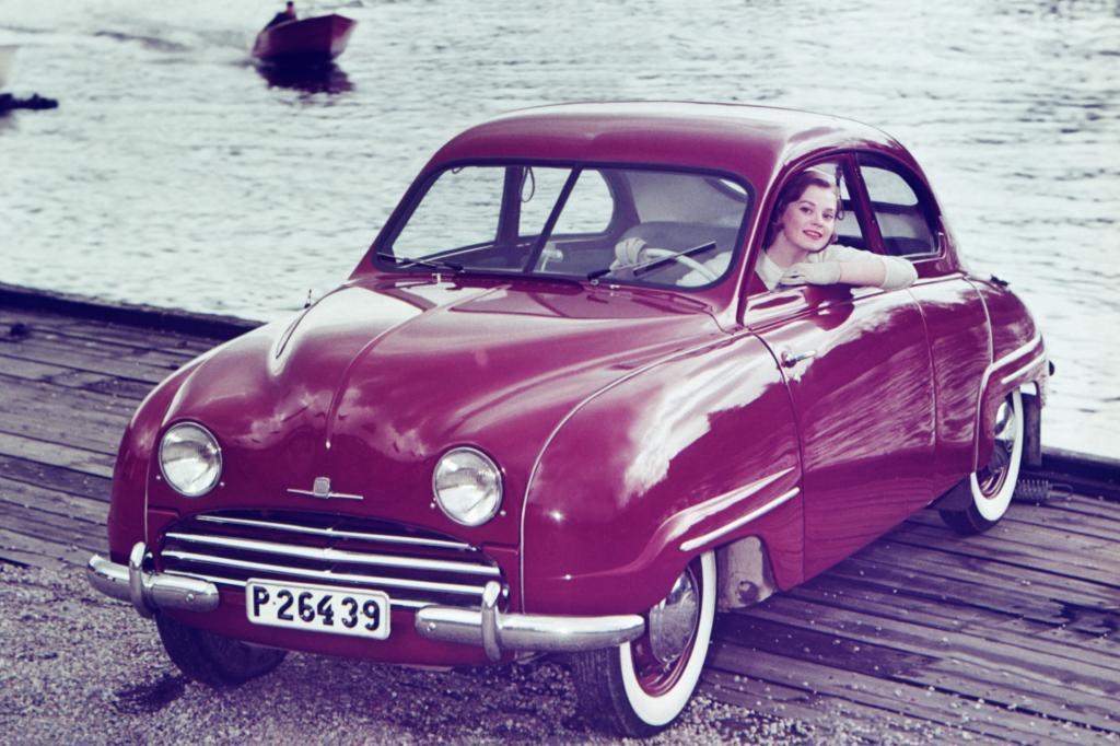 Saab 92b von 1953