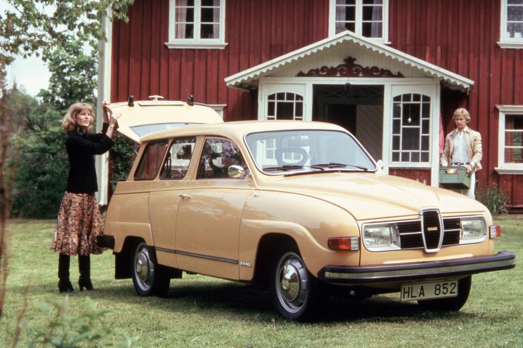 Saab 95 von 1976
