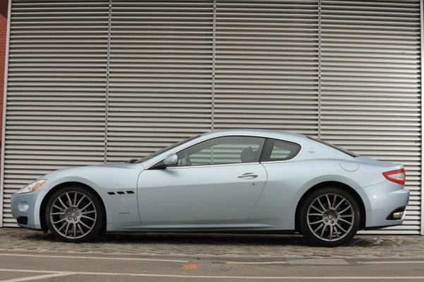 Schöner Parken: Maserati schreibt Architekturpreis aus