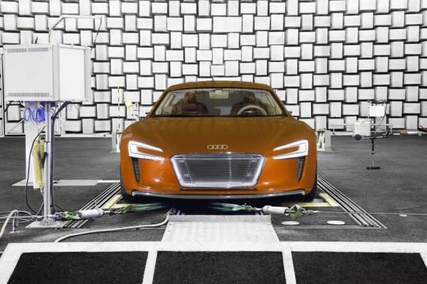 Sound of Silence - Auch die Stille der Stromer soll bei Audi nach Audi klingen