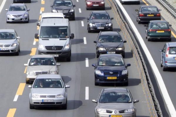 Stauprognose - Wenig Verkehr, aber viele Baustellen