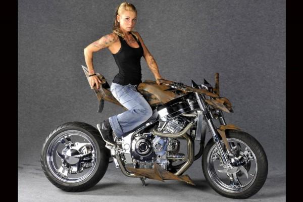 Streetfighter-Bikes - Es geht noch böser