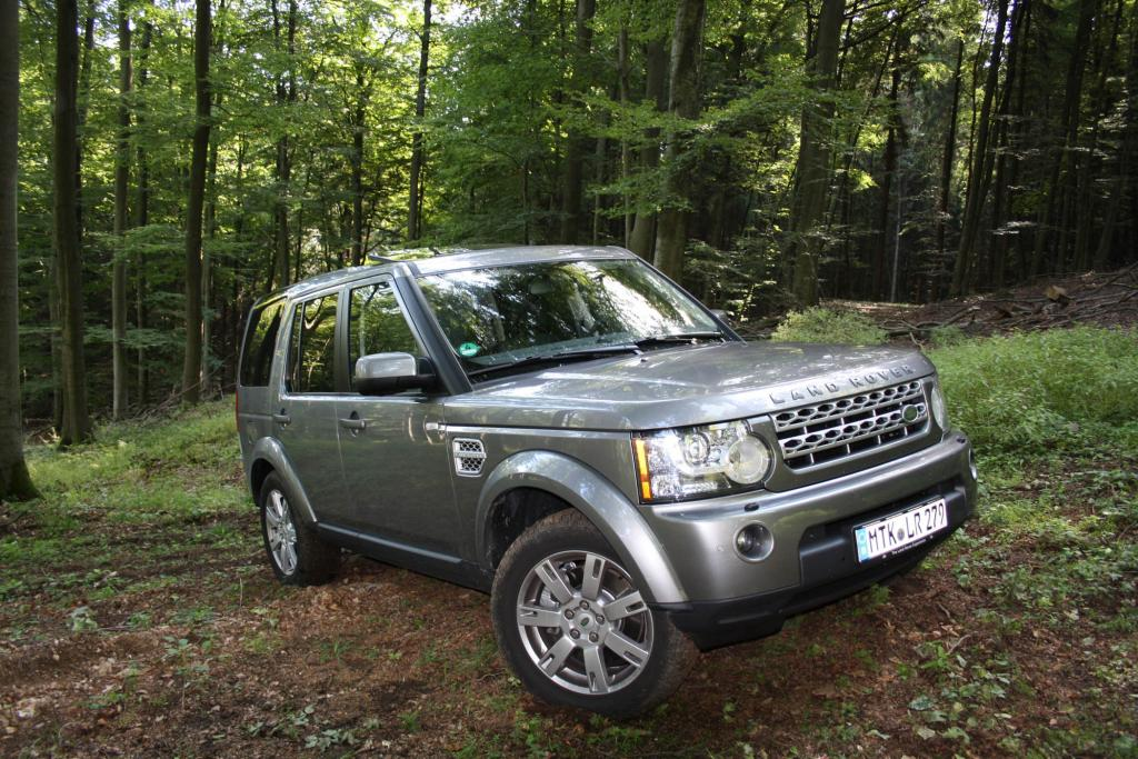 Test: Land Rover Discovery 3.0 TDV6 HSE - Wuchtiger Waldläufer