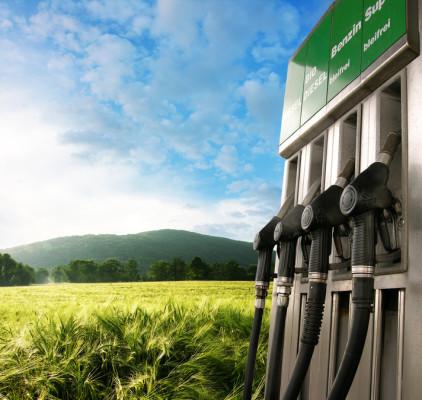 Test mit neuem abgasarmen Biokraftstoff