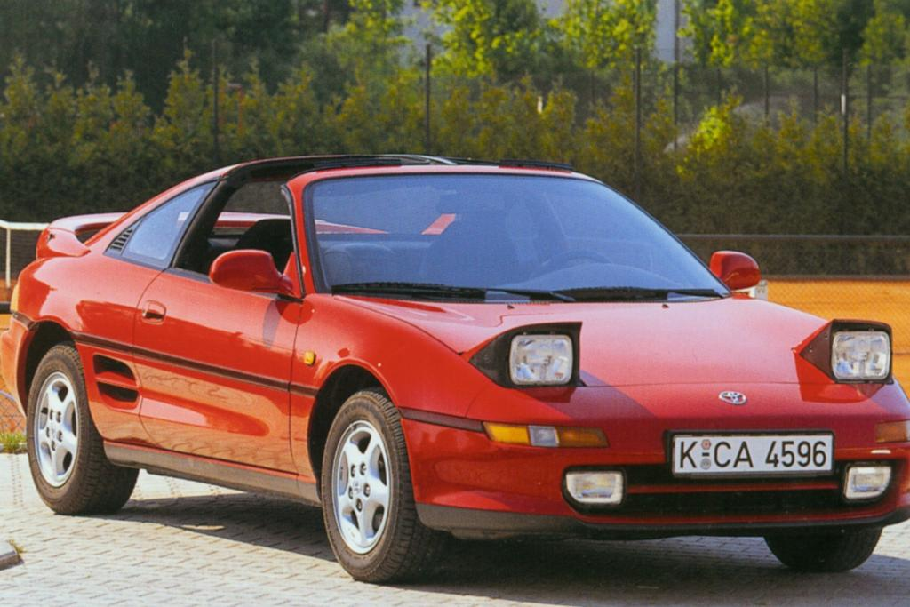 Toyota MR2 GTi, 1992