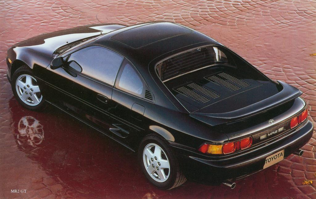 Toyota MR2 GTi, 1994