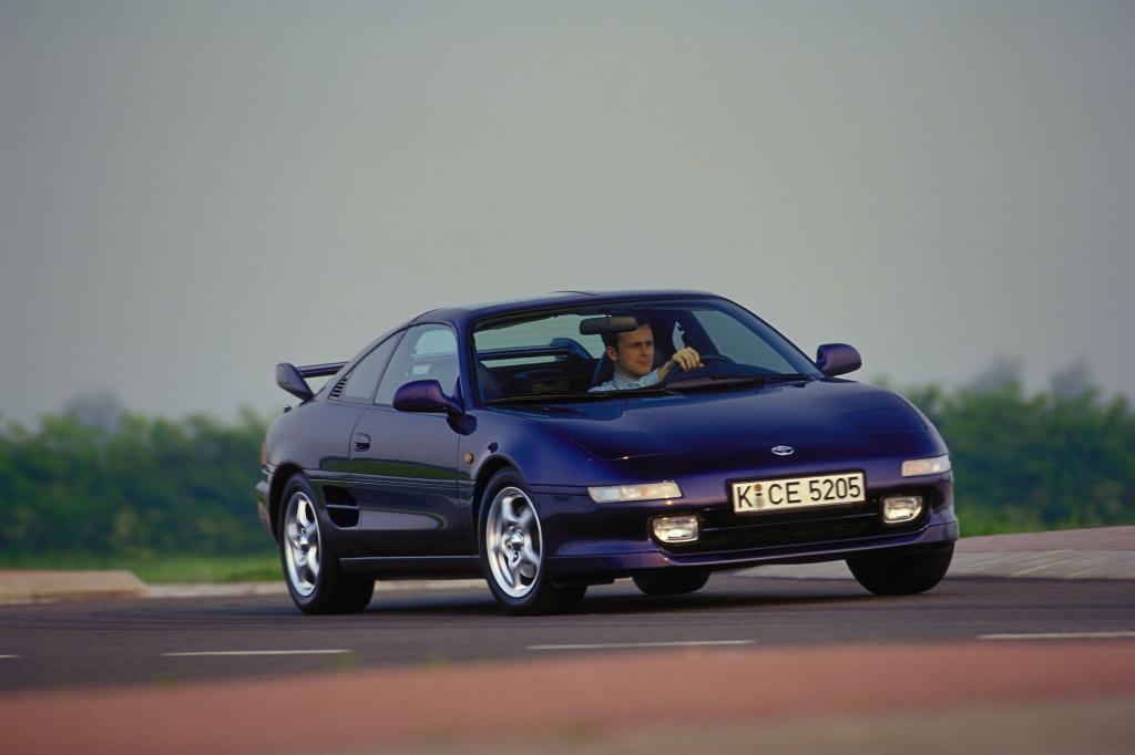 Toyota MR2 GTi, 1997