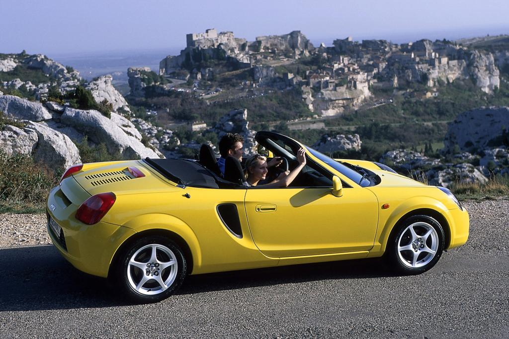 Toyota MR2 Roadster, 2000