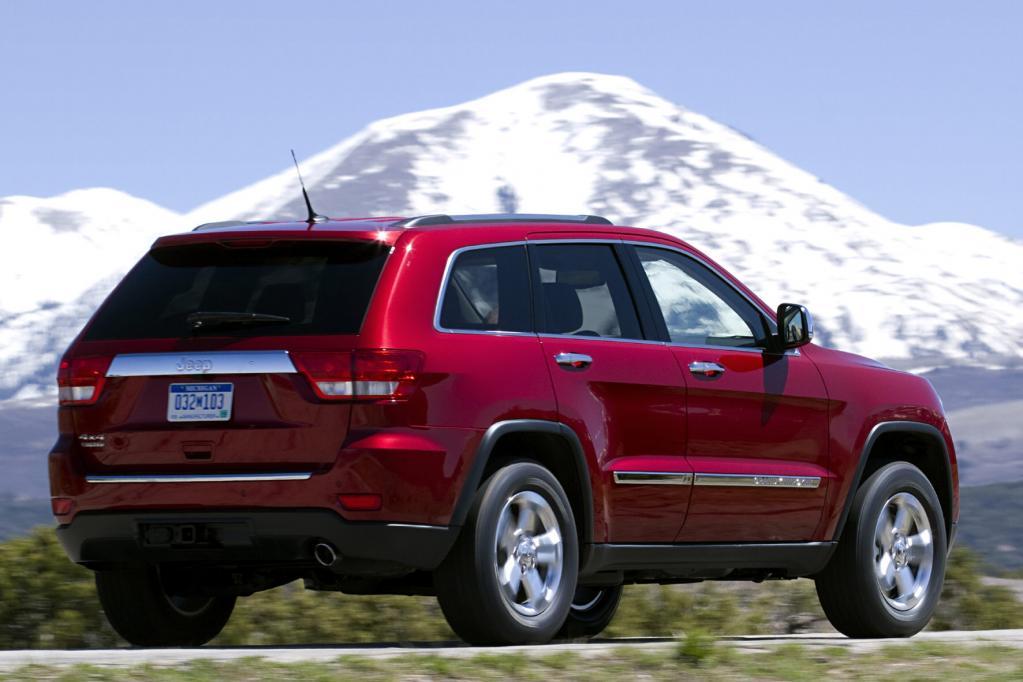 Trotz der Eskapaden der US-amerikanischen Autohersteller - Jeep bleibt, was es immer war: Eine traditionsreiche Allradmarke mit urwüchsigen US-Genen.