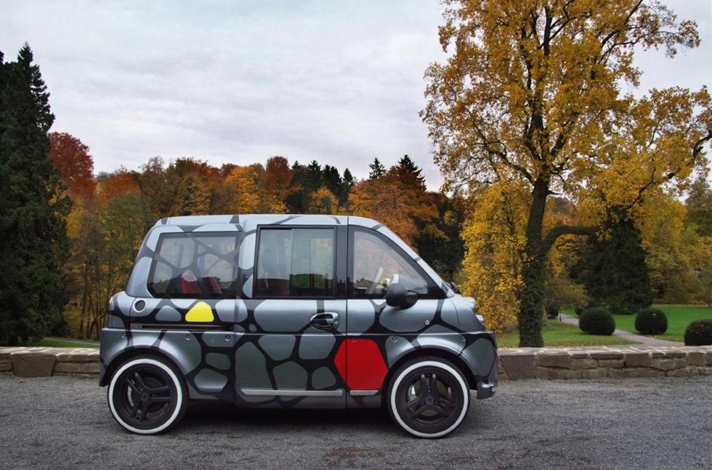 Unter Strom – Elektroautos im Überblick: Bikes, Roller und Kleinwagen - Teil 1