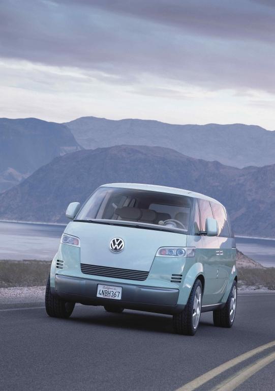 VW Microbus - Warten auf den Retro-Bulli