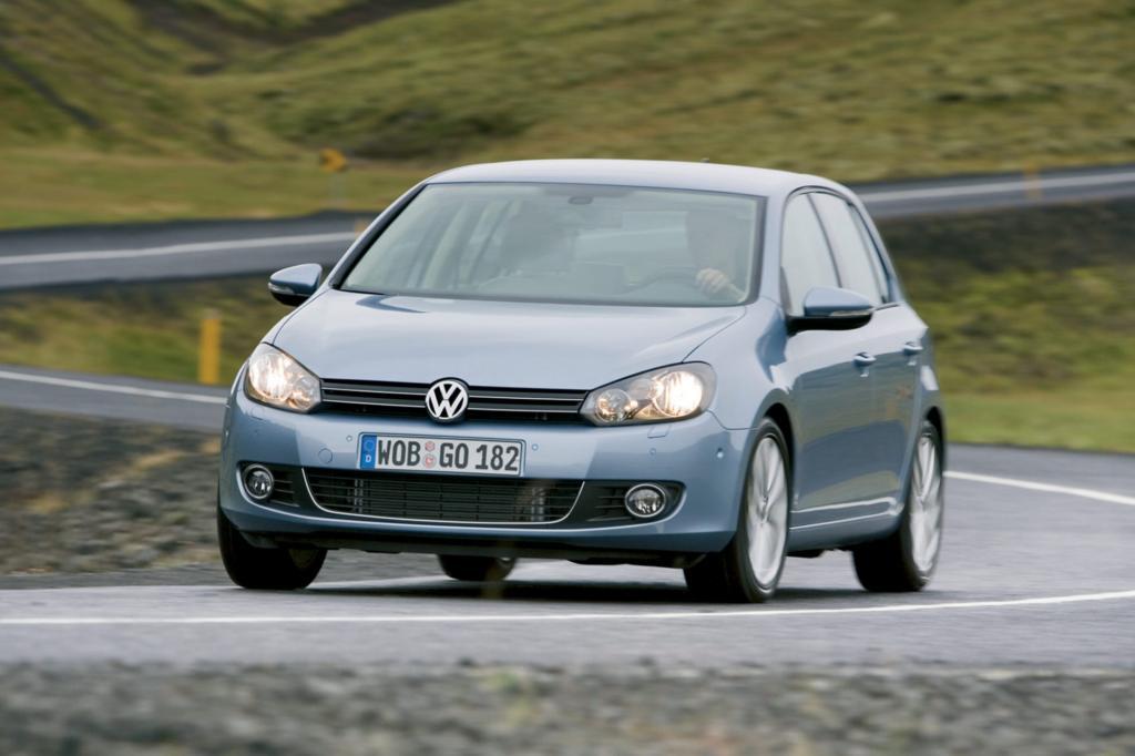 VW-Serviceaktion - Turbomotor kann ruckeln