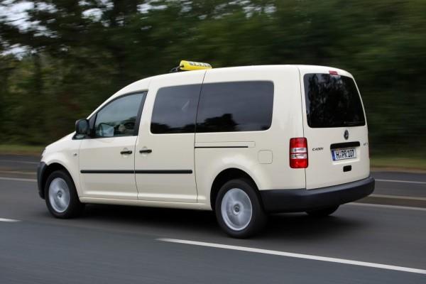 Volkswagen Nutzfahrzeuge zeigt in Köln zwei Taxi-Modelle