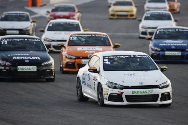 Wohltätigkeitsrennen von Volkswagen brachte 200 000 Euro