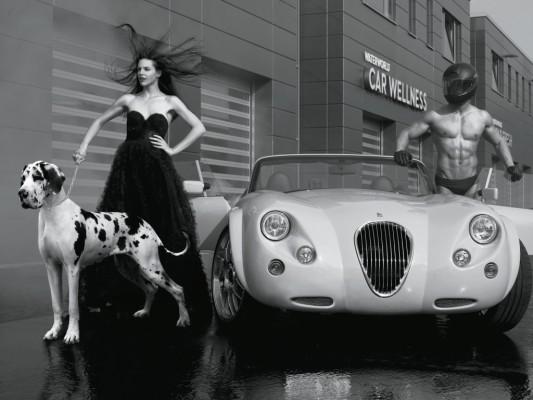 auto.de-Weihnachts-Gewinnspiel: Hot Carwash 2011 Erotik & Technik vom Feinsten