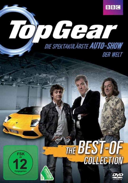 auto.de-Weihnachts-Gewinnspiel: TOP GEAR - Die legendäre Auto-Show der BBC