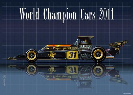 auto.de-Weihnachts-Gewinnspiel: World Champion Cars Kalender & Hummer H2 Kalender 2011