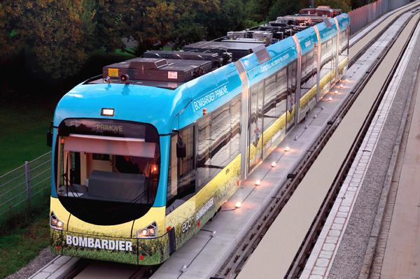 Bremskraft: Wie Straßenbahnen Energie gewinnen