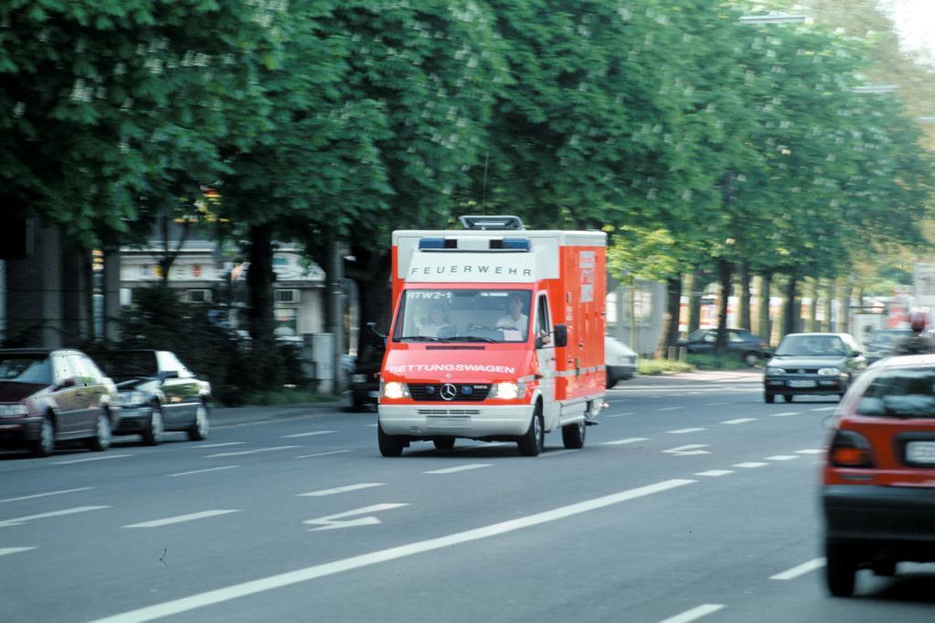 ''Vereinfachter'' Führerschein für Rettungskräfte kommt