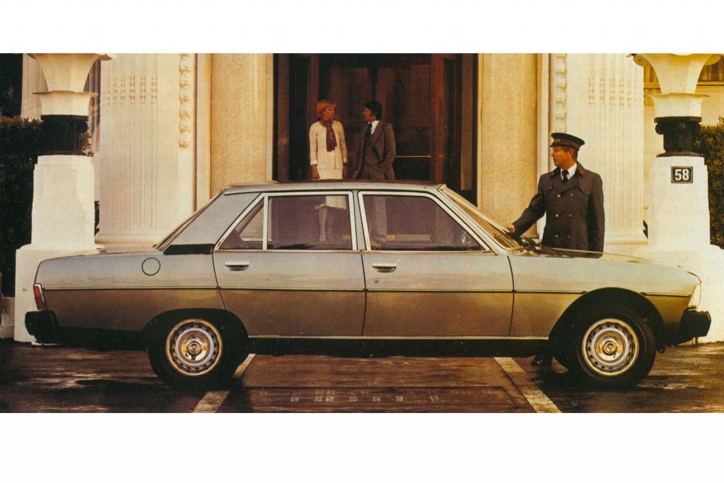 35 Jahre Peugeot 604 und Renault 30 - Grande Révolution mit sechs Zylindern